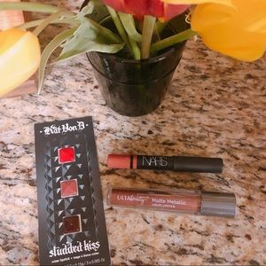 FREE lippie kit with any purchase